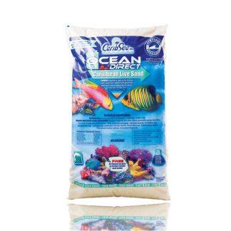 CaribSea Live Sand Ocean Direct Aragonite - 0,1-1mm 9,07 kg