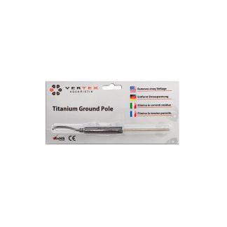 Vertex Titanium grounding pole