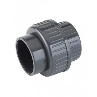 PVC 3-delige koppeling