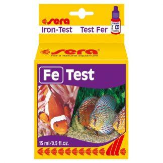 sera ijzer-Test (Fe)